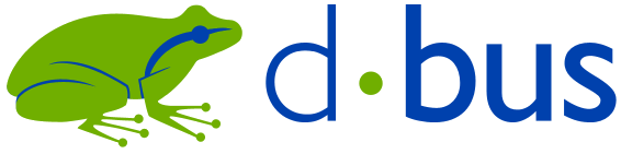 Resultat d'imatges de dbus logo