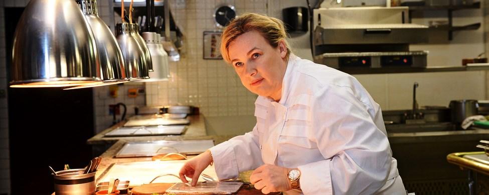Helene darroze la mejor chef del mundo se instala en donostia gipuzkoagaur - Restaurant helene darroze paris ...