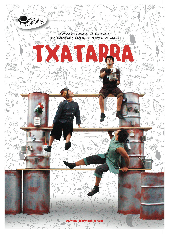 Malas compa as presenta txatarra el 25 de julio en la for Muebles basoko