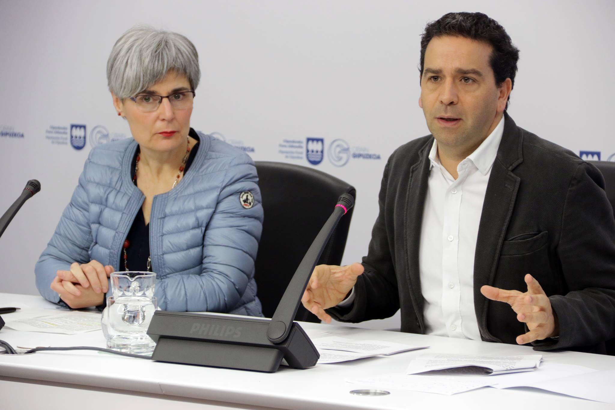 Los presupuestos de la diputaci n de gipuzkoa contar n con for Muebles basoko