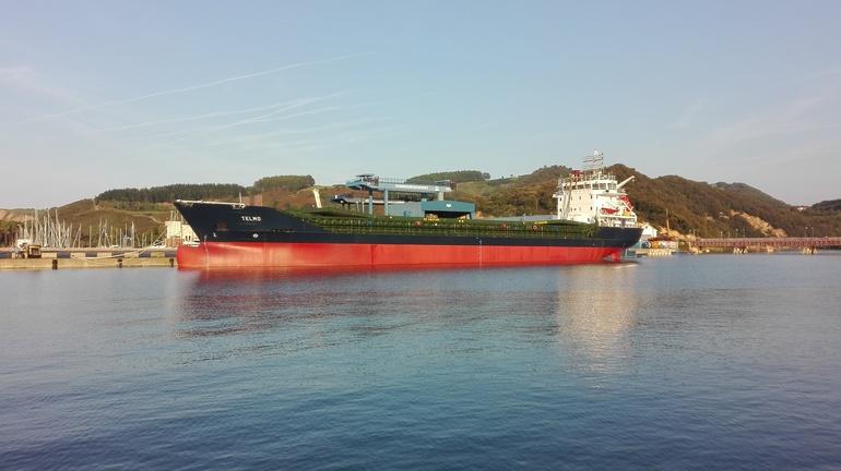 El mercante telmo saldr a hacer las pruebas de mar for Muebles basoko