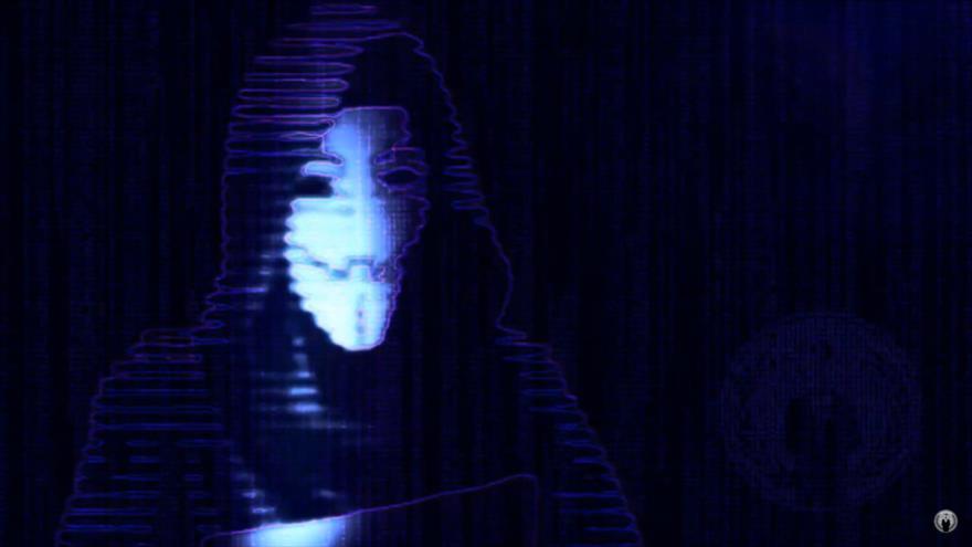 Anonymous alerta de que la tercera guerra mundial for Muebles basoko