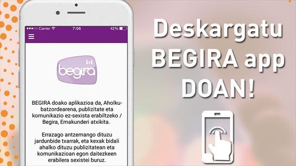 Begira la app de emakunde para detectar el sexismo en for Muebles basoko