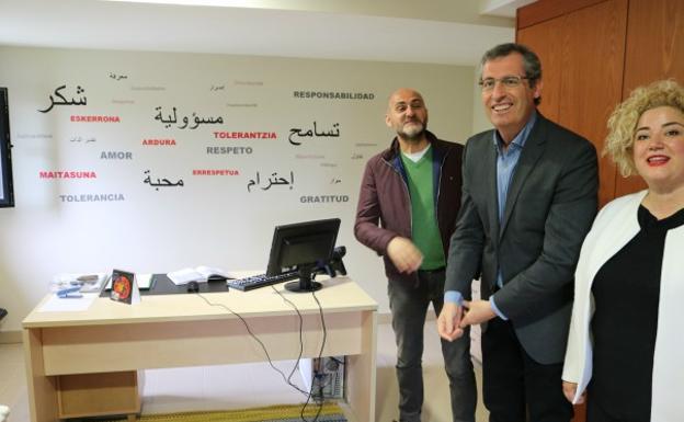 Diputaci n y ertzaintza ponen en marcha un proyecto para for Muebles basoko