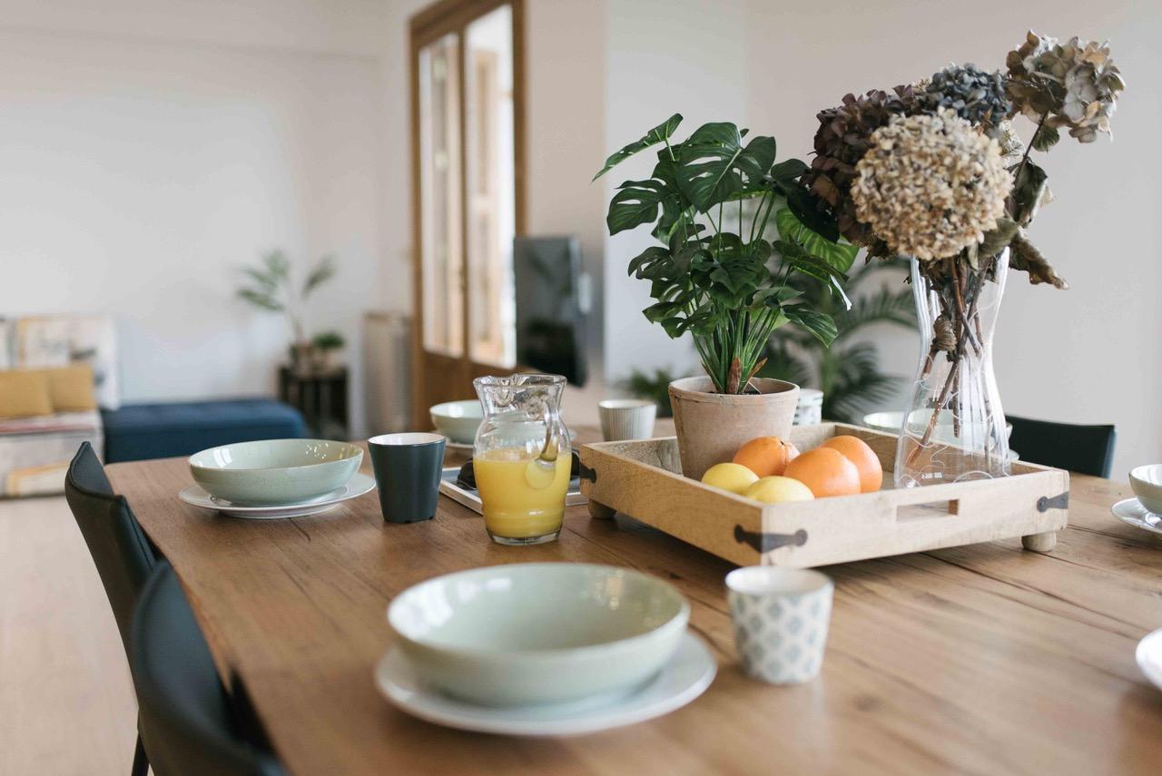 Haz esto si quieres una casa m s primaveral por muebles - Muebles en oiartzun ...