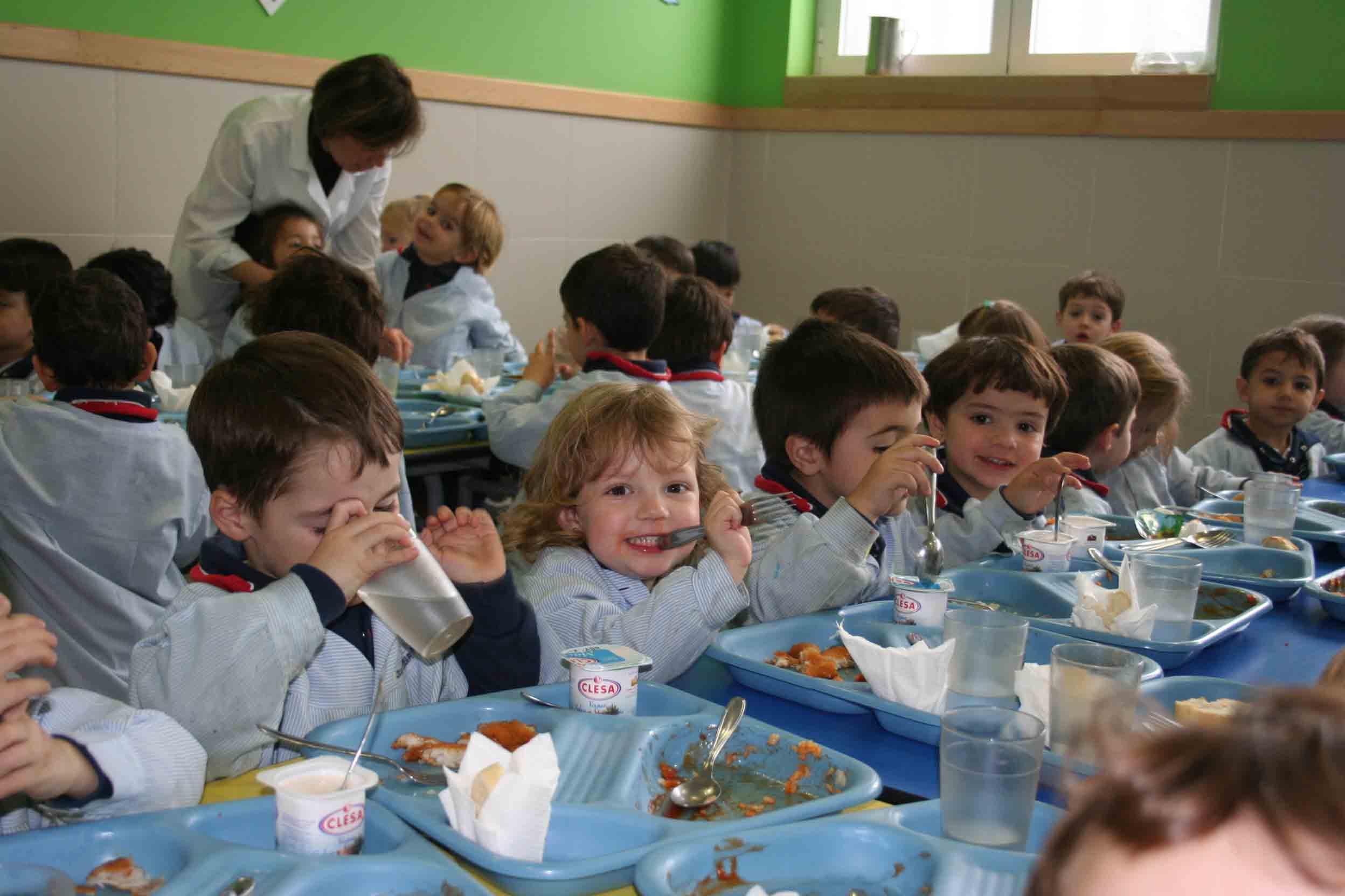 colegio-comedor - GipuzkoaGaur - Actualidad de Gipuzkoa
