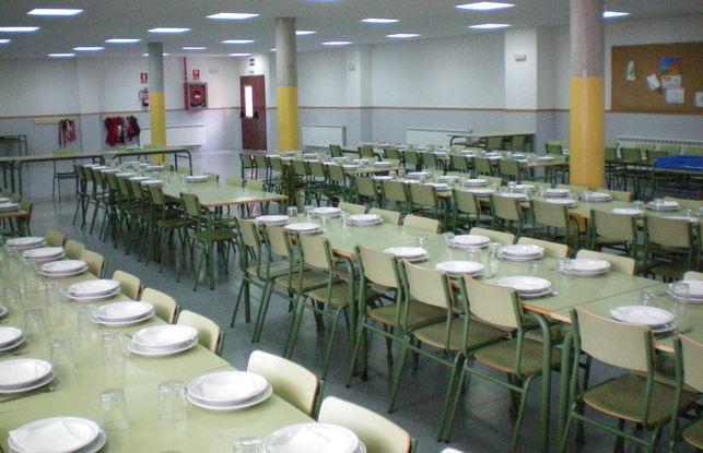 ELA convoca en solitario una huelga en los comedores escolares los ...